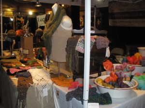 'Nida Kay Designs at Palms Springs Village Fest